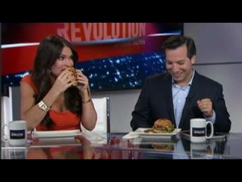 Kimberly tests 'impossible burger'