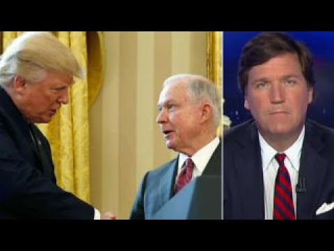 Tucker: Trump's attack on Sessions useless, self-destructive
