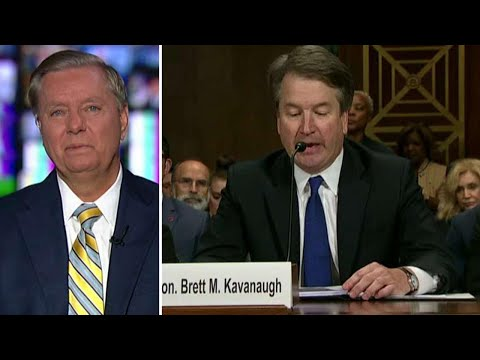Graham: 100 percent confident Kavanaugh didn't do this