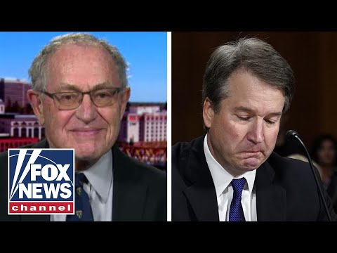 Alan Dershowitz reacts to Kavanaugh hearing