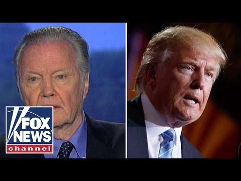 Jon Voight: The Left is 'conjuring lies' about Trump