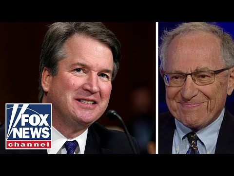 Dershowitz: Kavanaugh dispute 'all about partisanship'