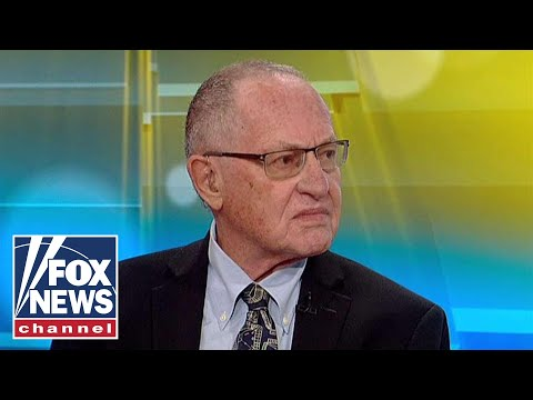 Alan Dershowitz: 'Sexual McCarthyism' is terrible precedent