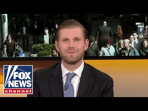 Eric Trump: Protecting our border is not 'heartless'