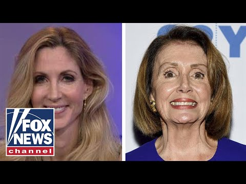 Ann Coulter on the unhinged left