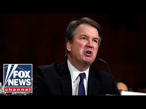 Democrats' new attack: Kavanaugh's 'temperament'