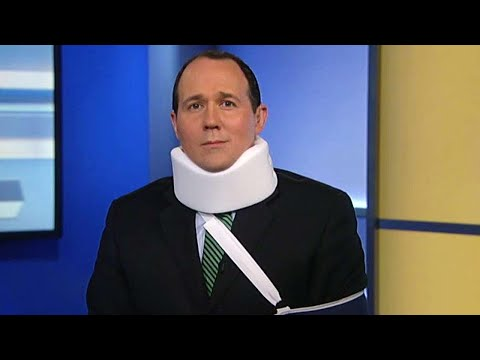 Raymond Arroyo addresses his fall on 'The Ingraham Angle'
