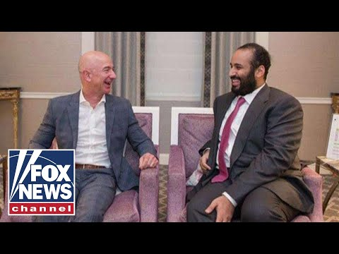 Steve Hilton on Silicon Valley's Saudi Arabia problem