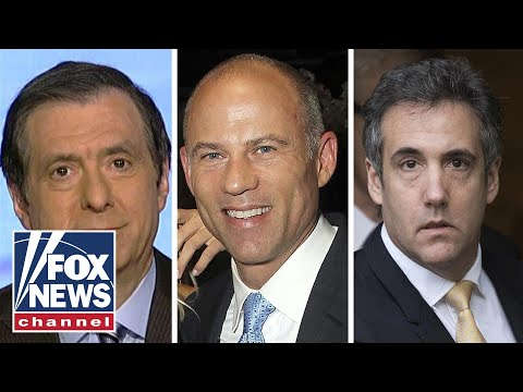Howard Kurtz on bad month for Avenatti, new Cohen plea deal