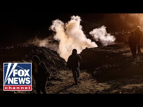 Tom Homan defends agents' use of tear gas at the border