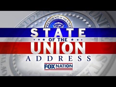 Live: Fox Nation reacts to Trump's State of the Union