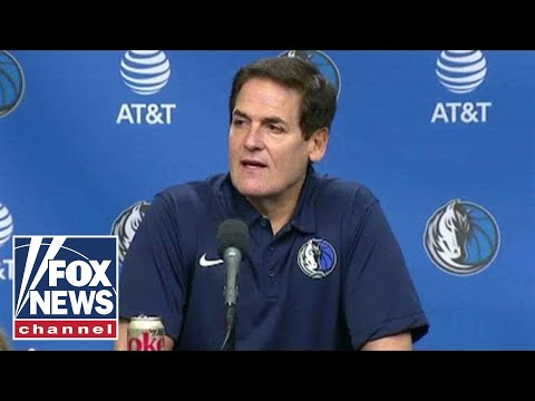 'The Five' on Mark Cuban open to running against Trump