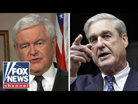 Gingrich reacts to Mueller comments: He's 'trying to have it both ways'