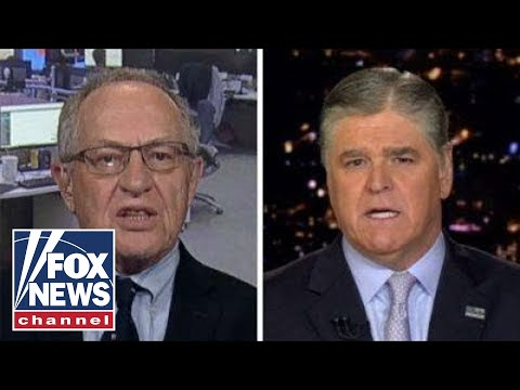 Dershowitz on what questions the DOJ needs to ask Steele
