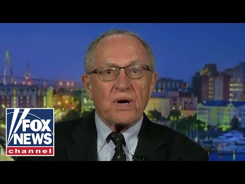 Dershowitz: There should no longer be a special counsel