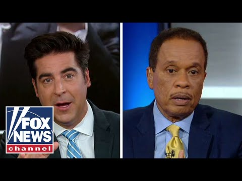 Jesse Watters, Juan Williams clash over Trump foreign intel remark