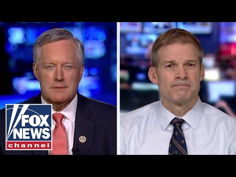 Meadows, Jordan on the Democrats' never-ending investigations