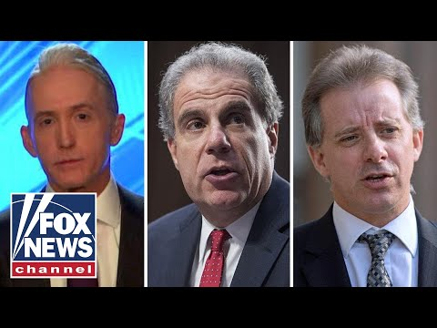 Gowdy: Kudos to DOJ inspector general for interviewing Steele