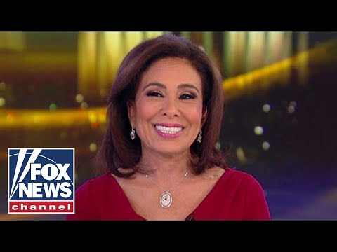 Judge Jeanine calls out 'Trump-hating' Democrats