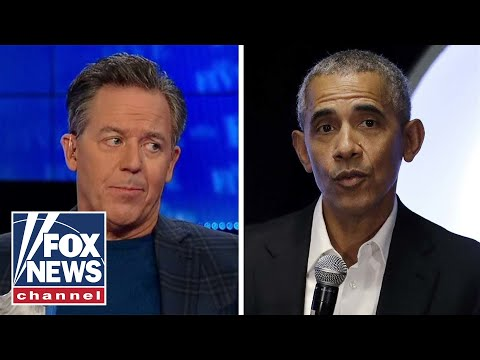 Gutfeld on Obama claiming credit for Trump's economy