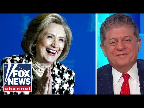 Judge Napolitano: Here we go again on Hillary Clinton's emails