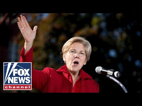 Trump calls Warren 'selfish' for staying in 2020 race