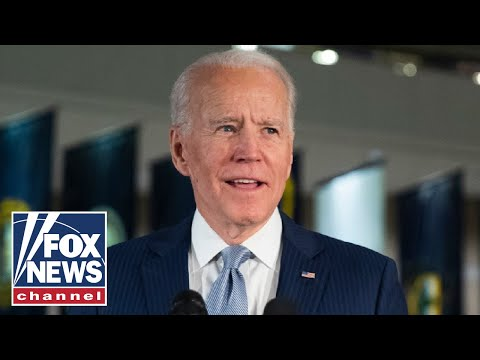 Dems suggest DNC cancel primaries and just support Joe Biden