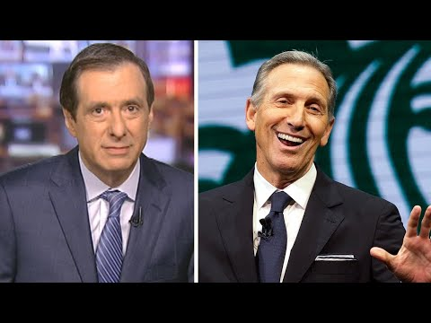 Howard Kurtz: Howard Schultz, Mike Bloomberg and the politics of wealth
